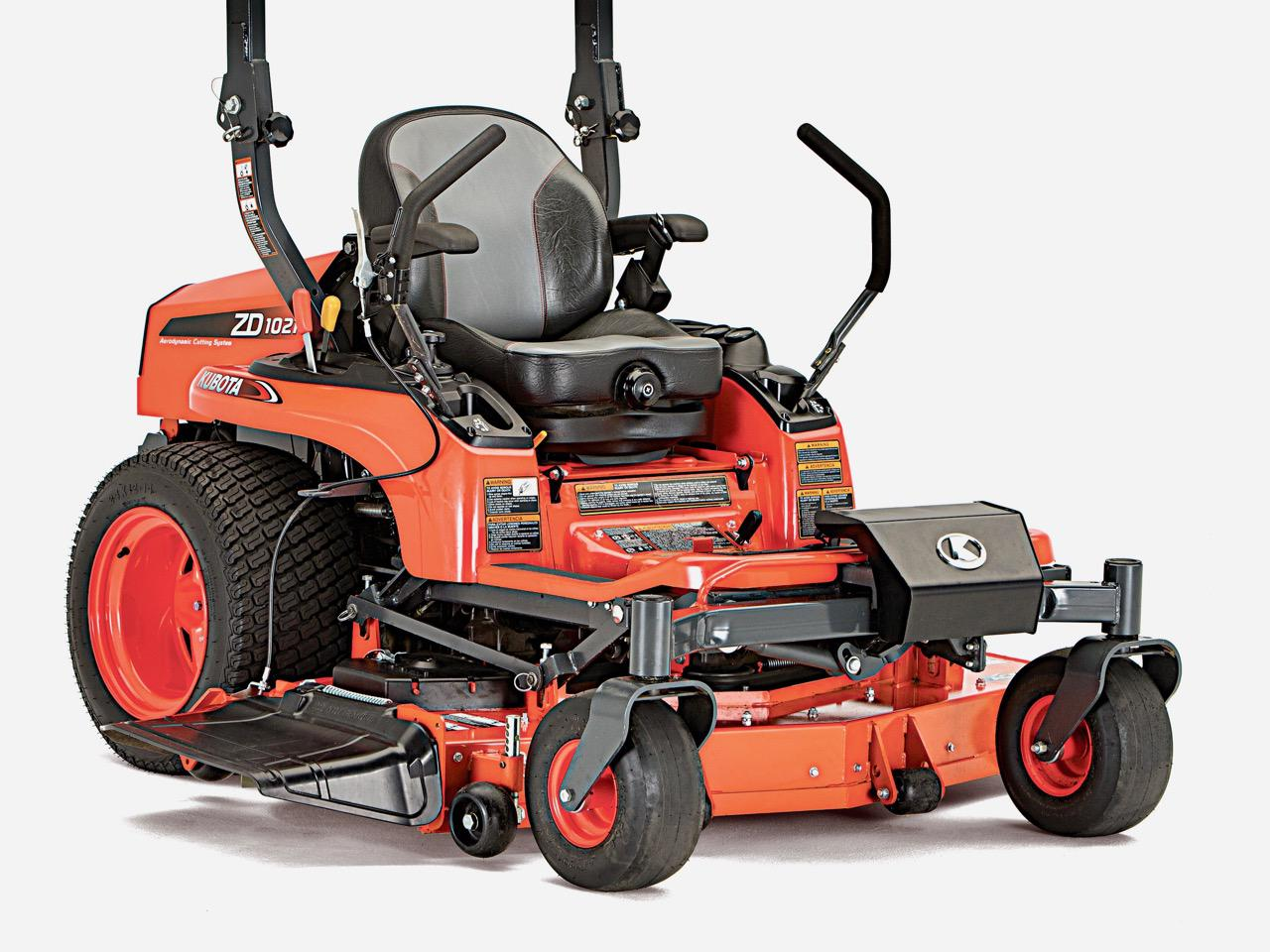 New Inventory from Kubota and Woods Alderman's Incorporated Lennon