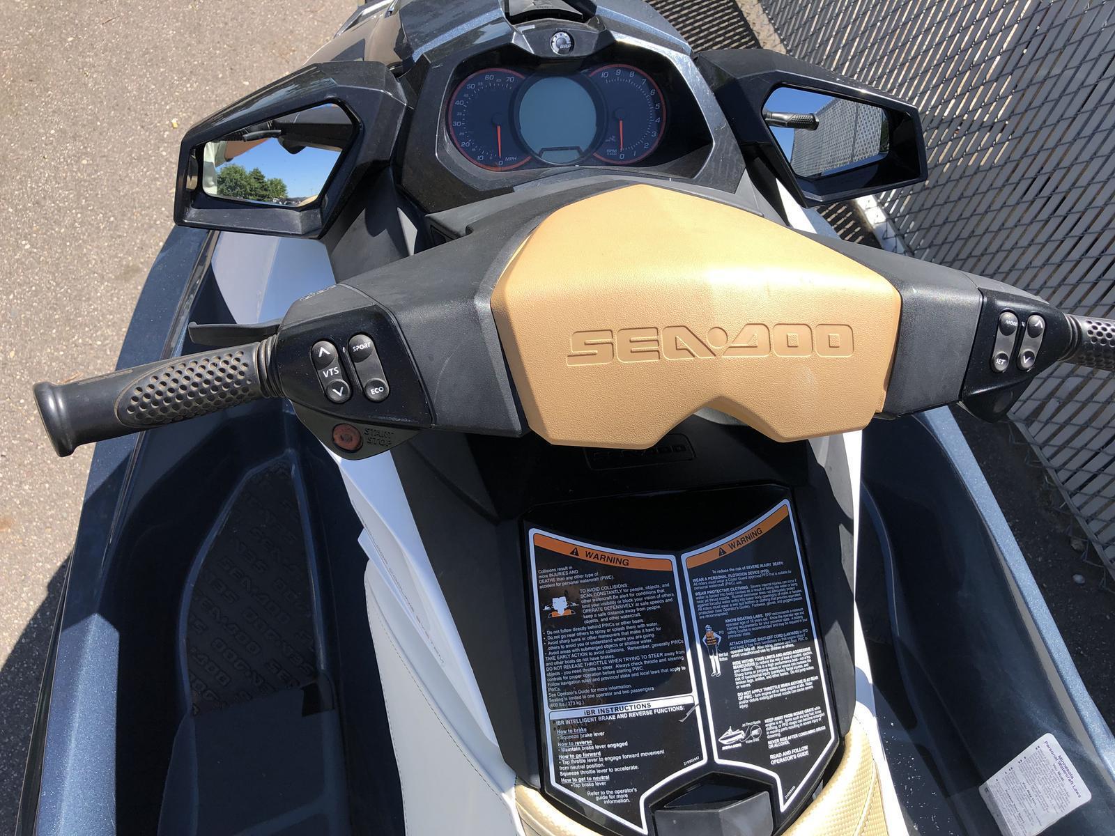 2012 Sea-Doo GTI LTD 155