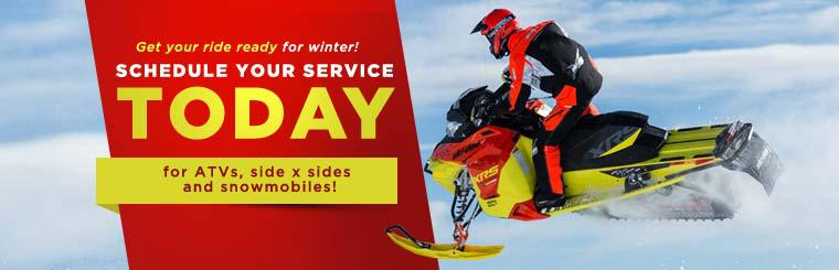 Get your ride ready for winter! Click here to schedule your service today.