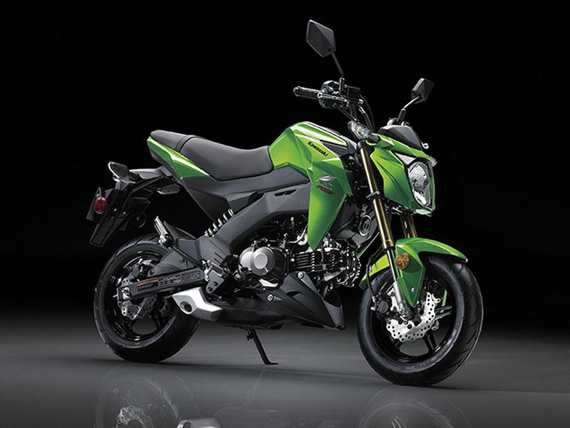 2017 Kawasaki Z125 Pro >> 2017 Kawasaki Z125 Pro