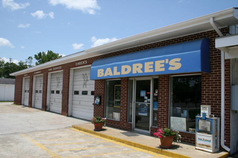 Baldree's Tire & Service
