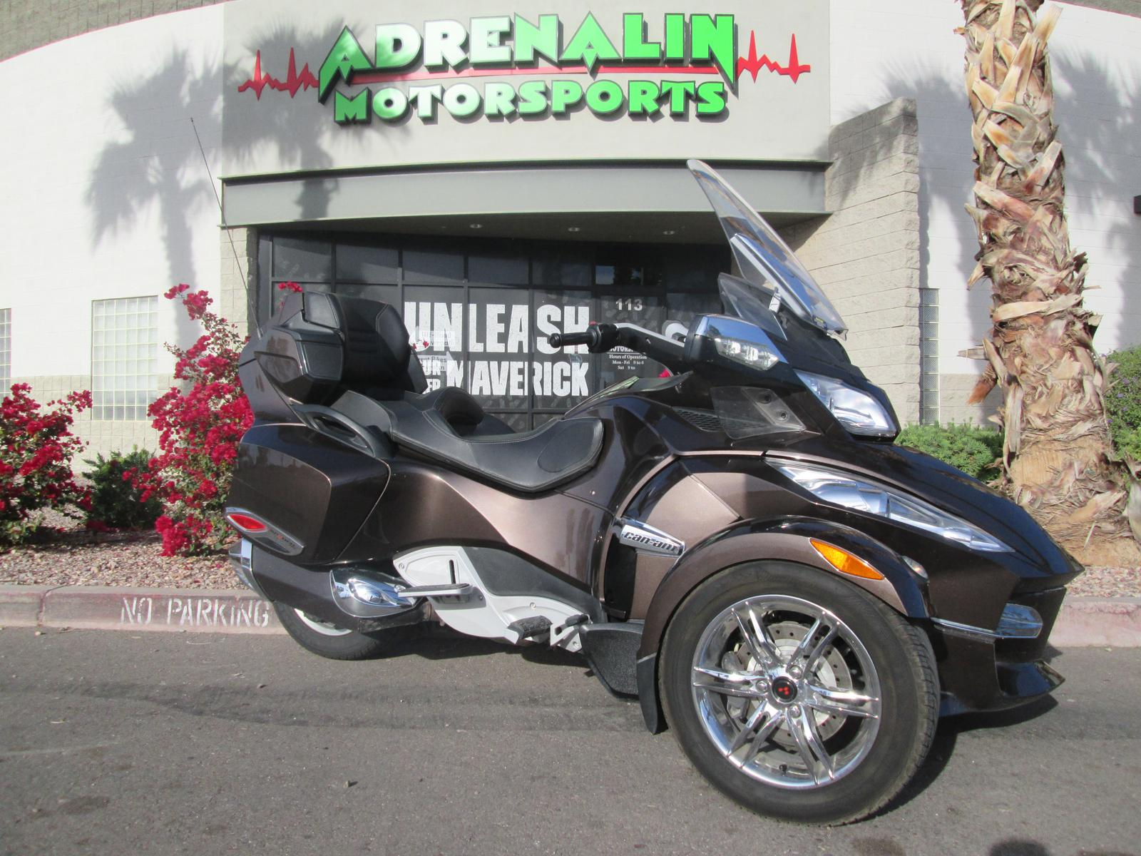 2012 Can Am SPYDER RT S SE5 for sale in Casa Grande AZ