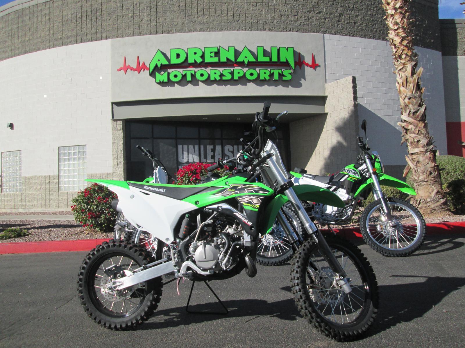Dirt Bikes from Kawasaki Adrenalin Motorsports Casa Grande, AZ (520