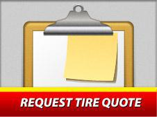 Request Tire Quote