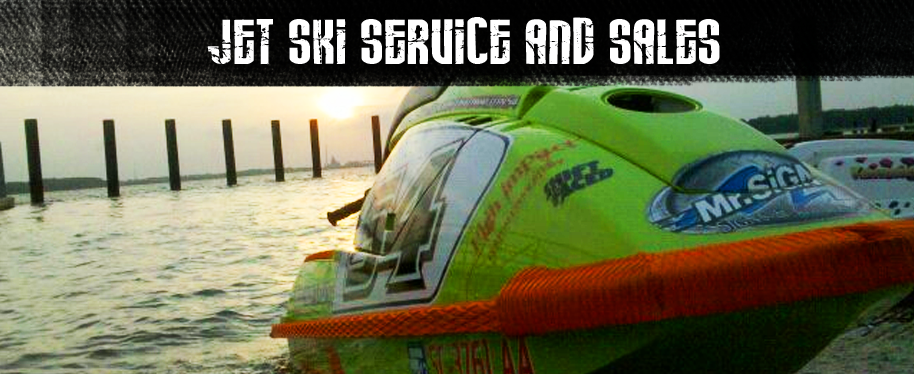 Jet Ski Service ECU Flashing and Sales Sea-Doo