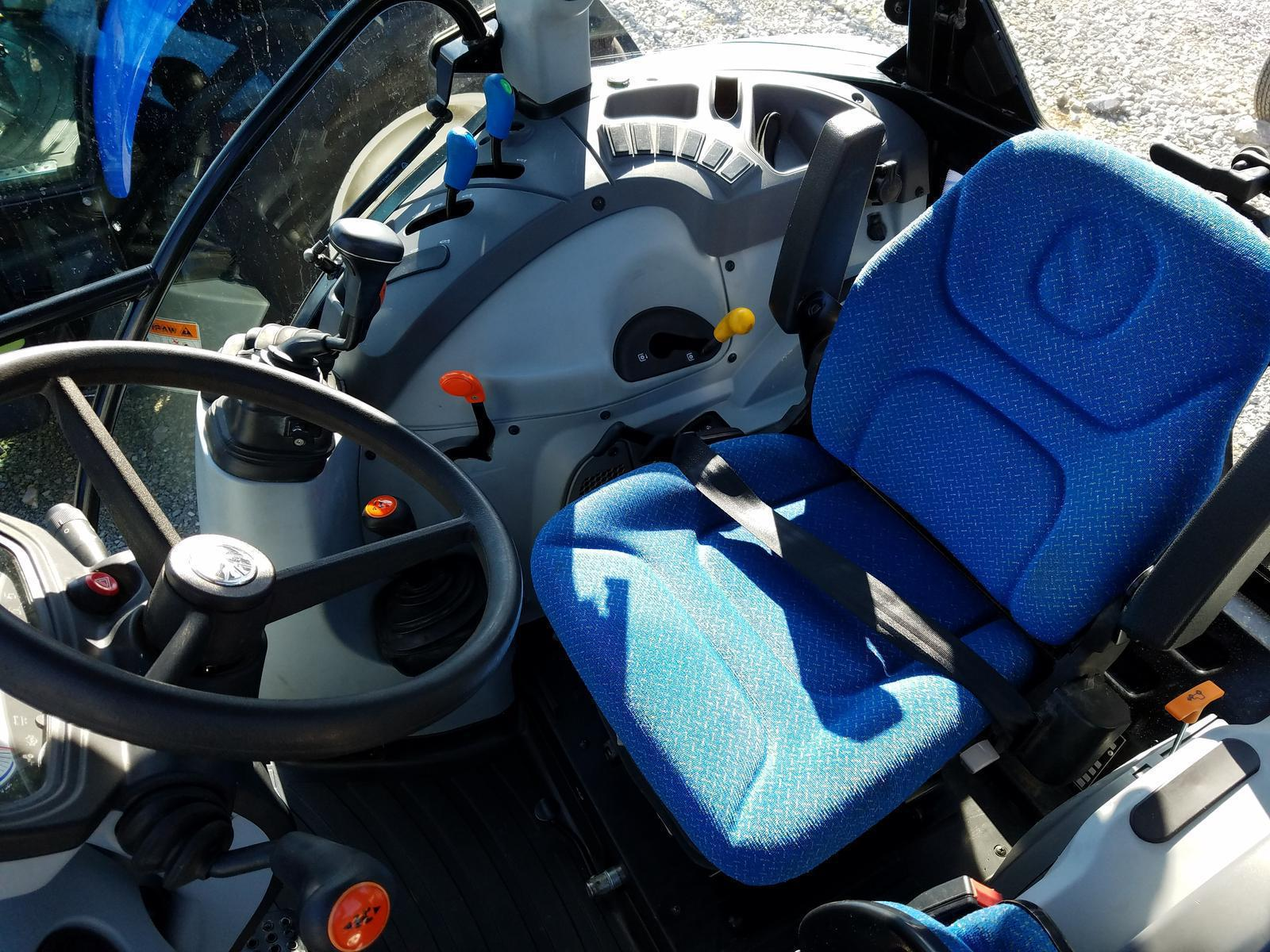 2014 New Holland Agriculture T4 Series PowerStar™ - T4 75