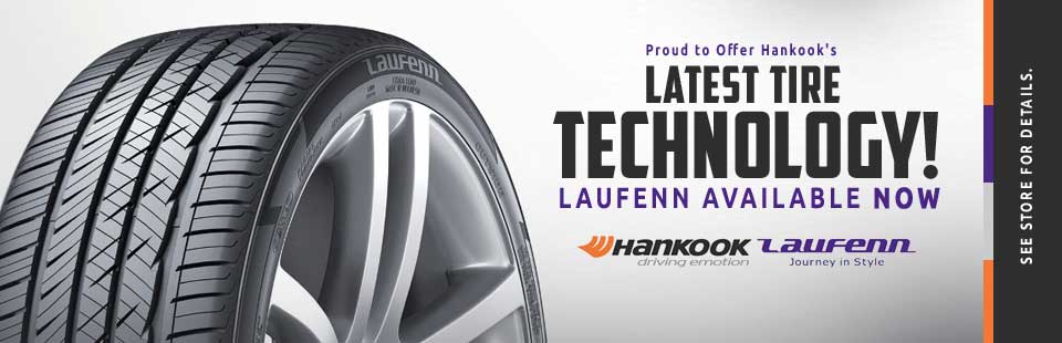 Farmers Union Carriers is proud to offer Hankook's latest tire technology!