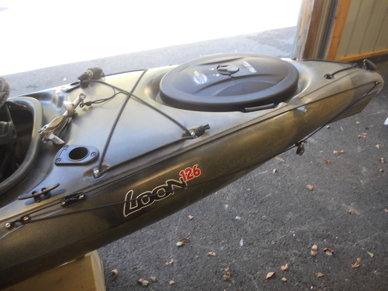 2019 Old Town Canoes and Kayaks Loon 126 Angler for sale in