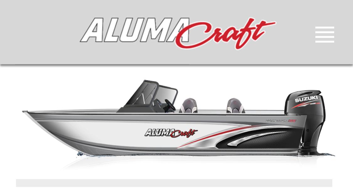 New Boats from Alumacraft Moorhead Marine & Powersports