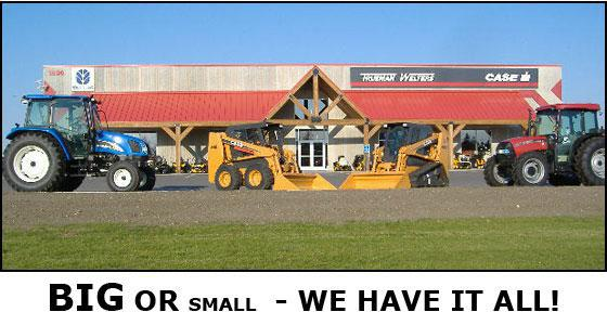 Big or small - we have it all