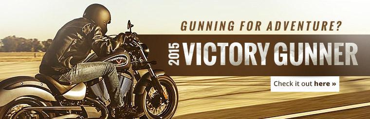 Click here to check out the 2015 Victory Gunner.
