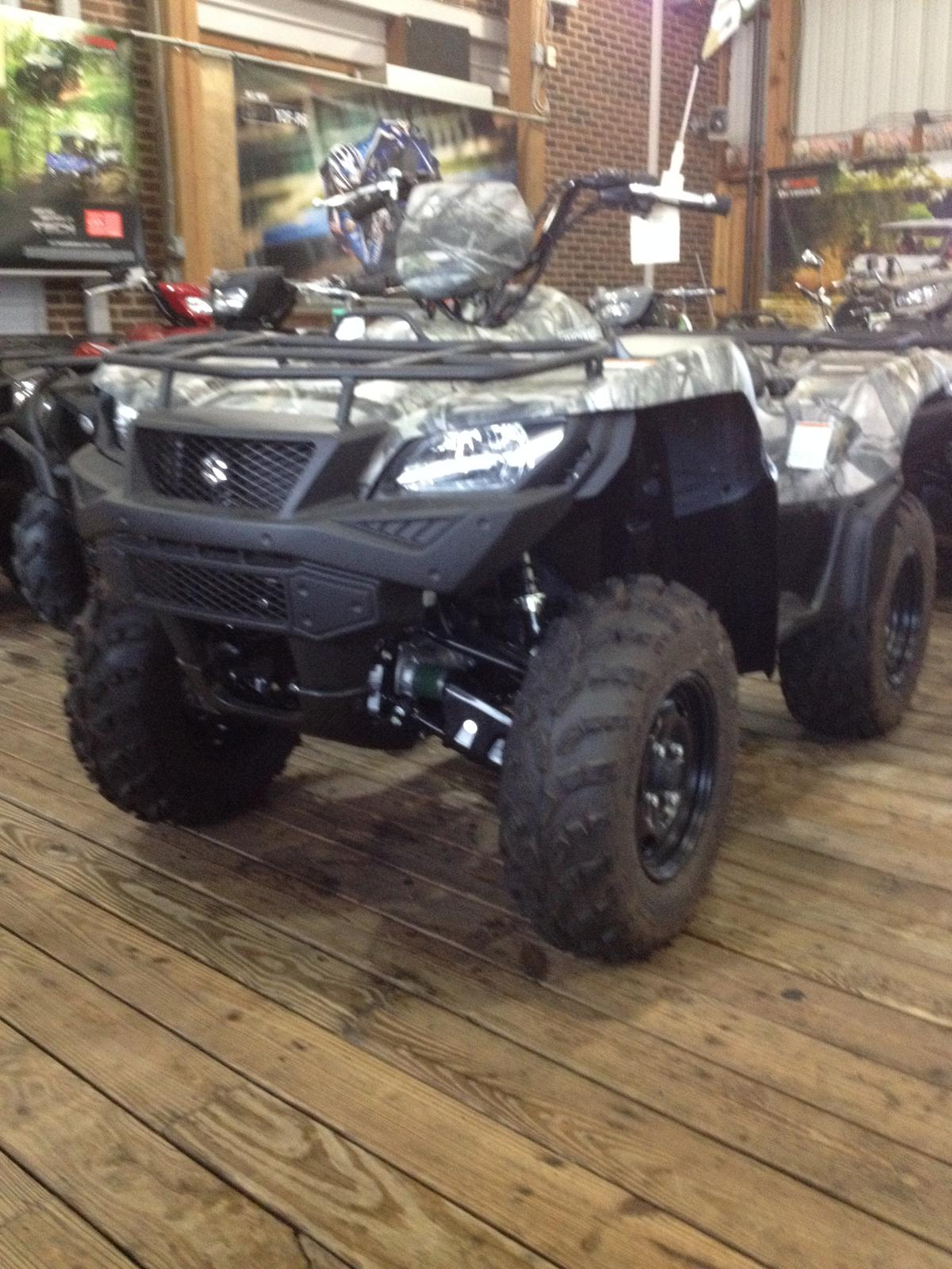 2017 Suzuki KINGQUAD 500AXI POWE for sale 39515