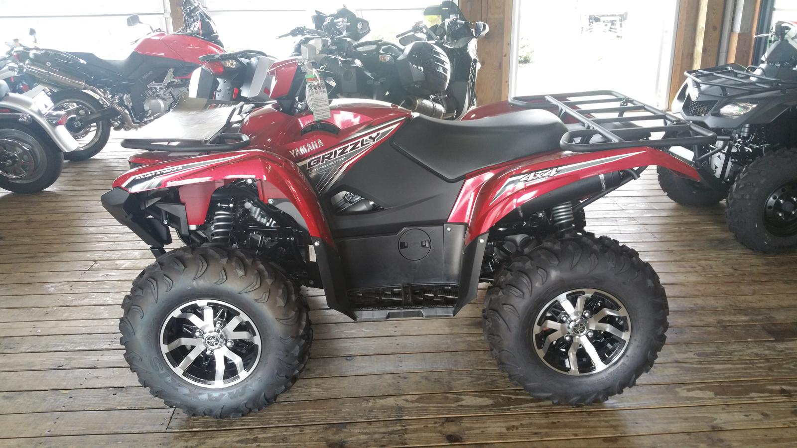 2017 Yamaha GRIZZLY 700 EPS LE for sale 39592