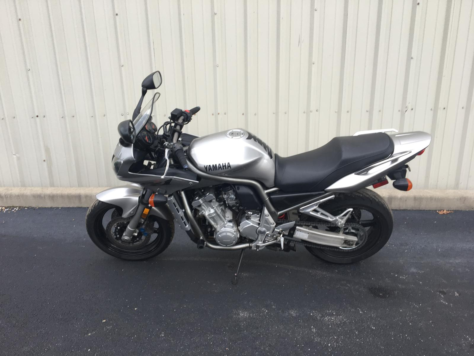2002 Yamaha FZ1 for sale 73691