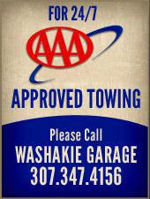 For 24/7 AAA Approved Towing