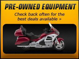 Pre-Owned Equipment: Check back often for the best deals available »