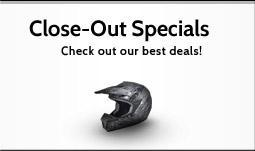 Close-Out Specials: Check out our best deals!
