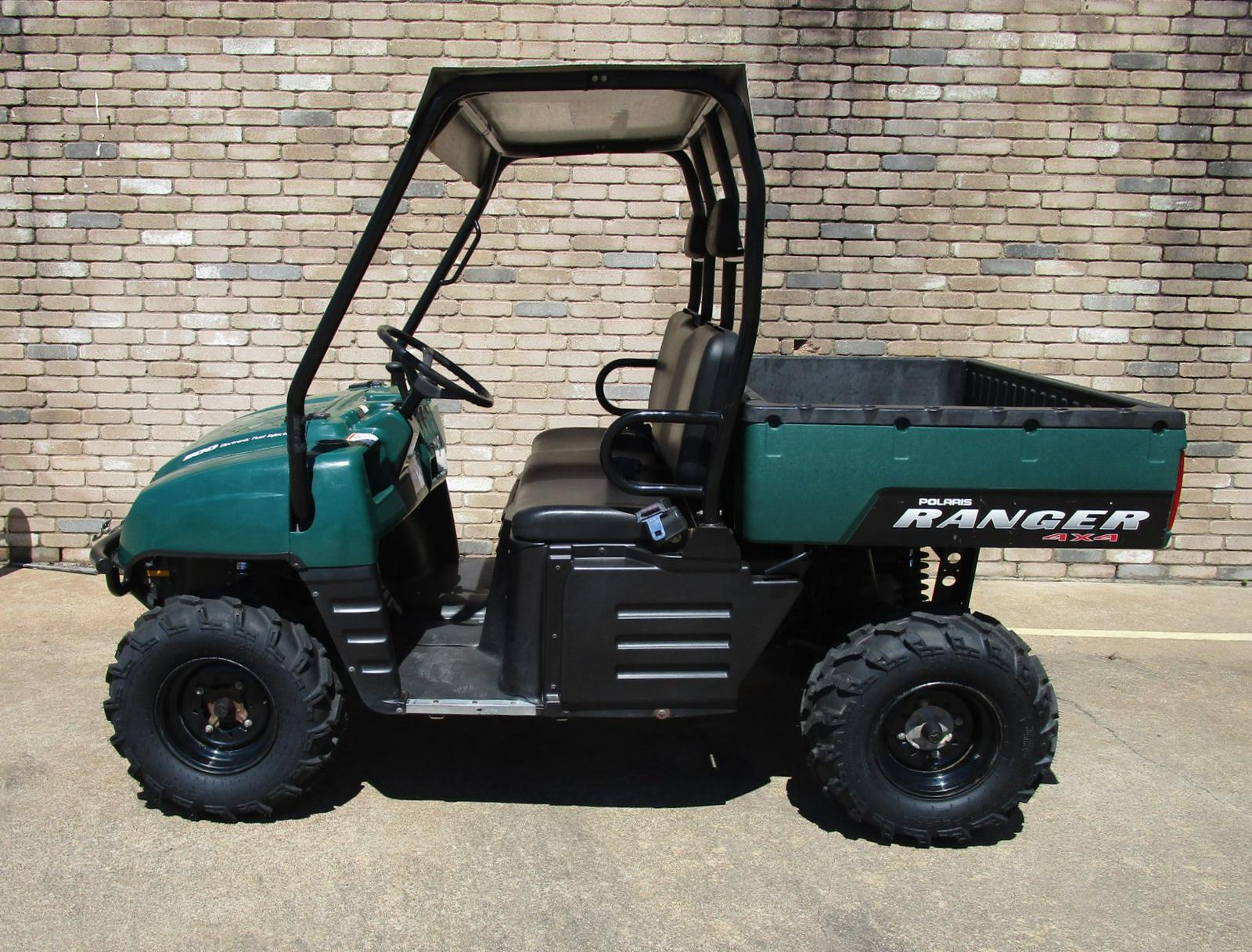 2008 polaris ranger 500 top speed