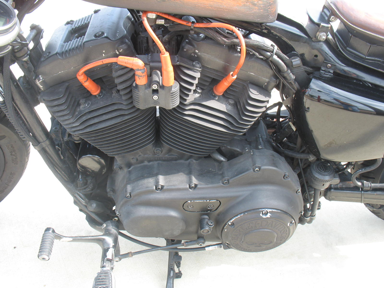 2008 Harley-Davidson® Sportster