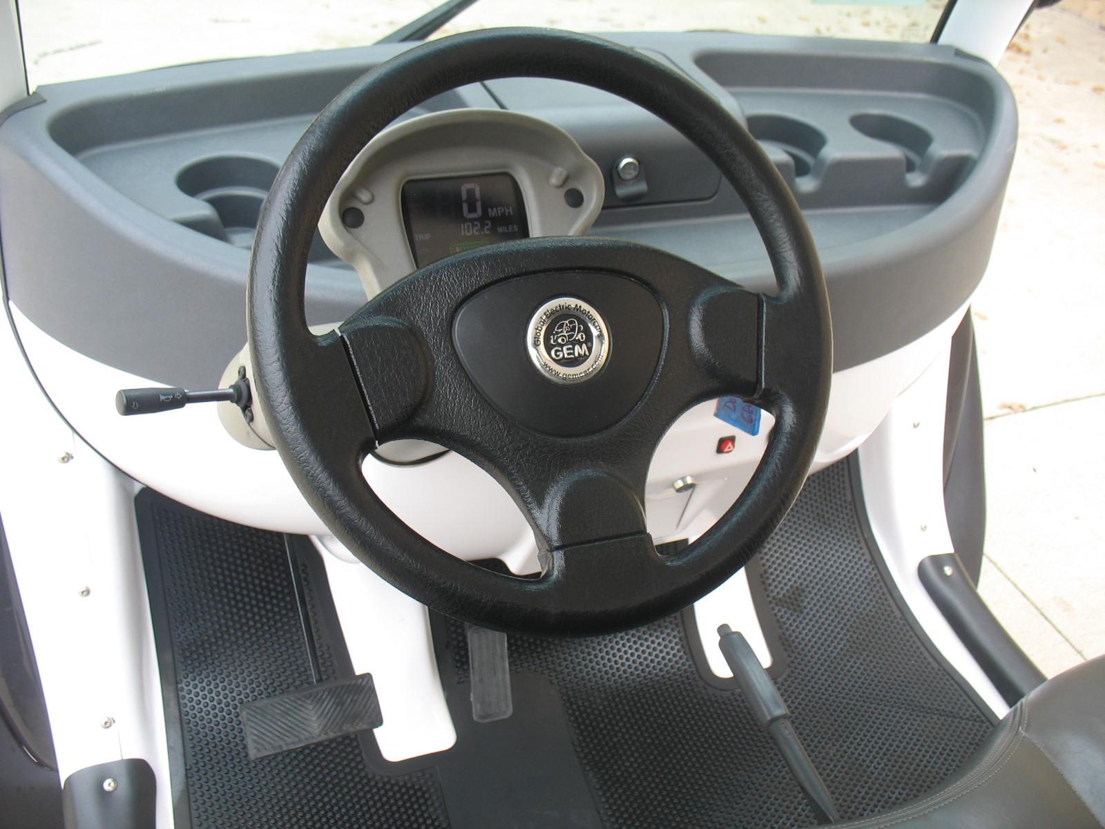 2012 Global Electric Motorcars GEM eS for sale in Bryan, TX. Polaris ...