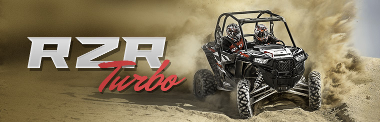 2016 Polaris RZR Turbo: Click here for details.