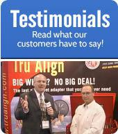 Testimonials! Read what our customers have to say!