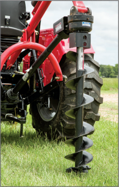 Mahindra Implements Post Hole Diggers for sale in El Cajon