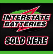 Interstate Batteries sold here!