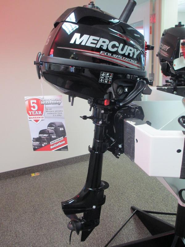 mercury 3.5 hp outboard motor review