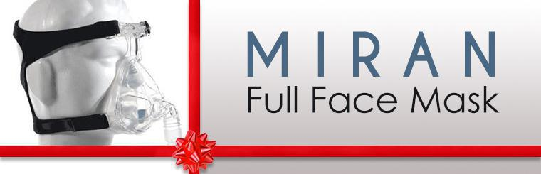 Miran Full Face Mask: Click here to browse online.