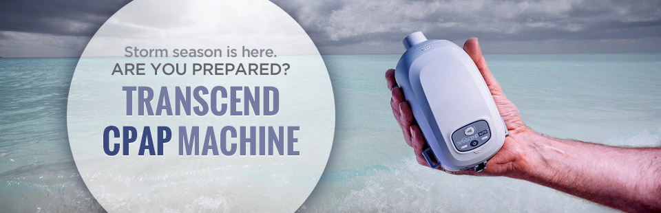 Transcend CPAP Machine: Click here for details!