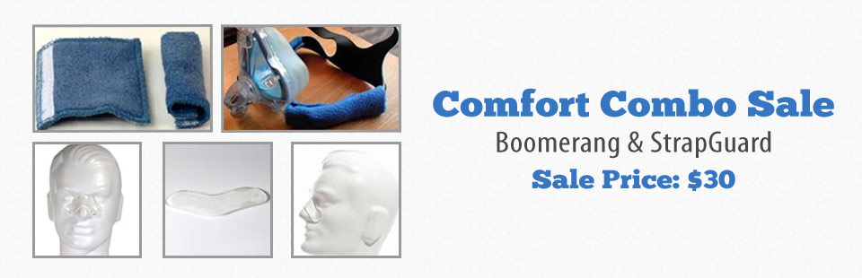 Boomerang & StrapGuard Comfort Combo Sale: Get yours for just $30!