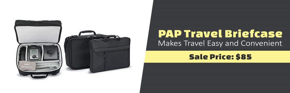PAP Travel Briefcase Sale: Get yours for just $85!