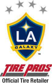 LA Galaxy Tire Pros Official Tire Retailer.