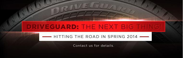 Driveguard, contact us for details.