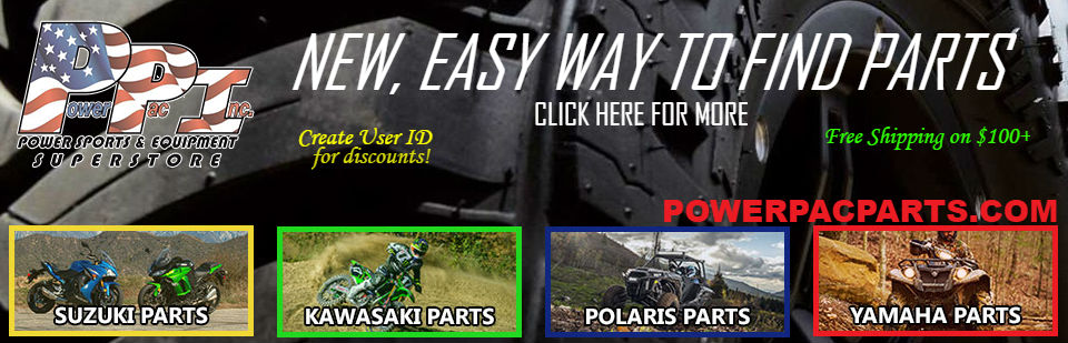 New Parts Site! powerpacparts.com