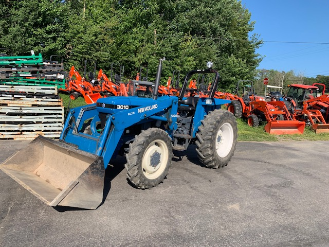 Ford New Holland >> Ford New Holland 3010s