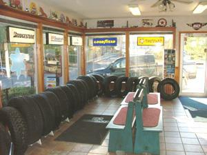 Welcome to Kantner's Tire Service