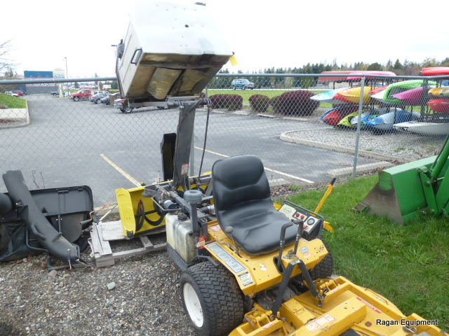 Walker Mowers MT26i GHS Commercial Mower w/48