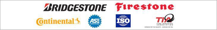 We are certified by ASE, ISO and the Tire Industry Association.