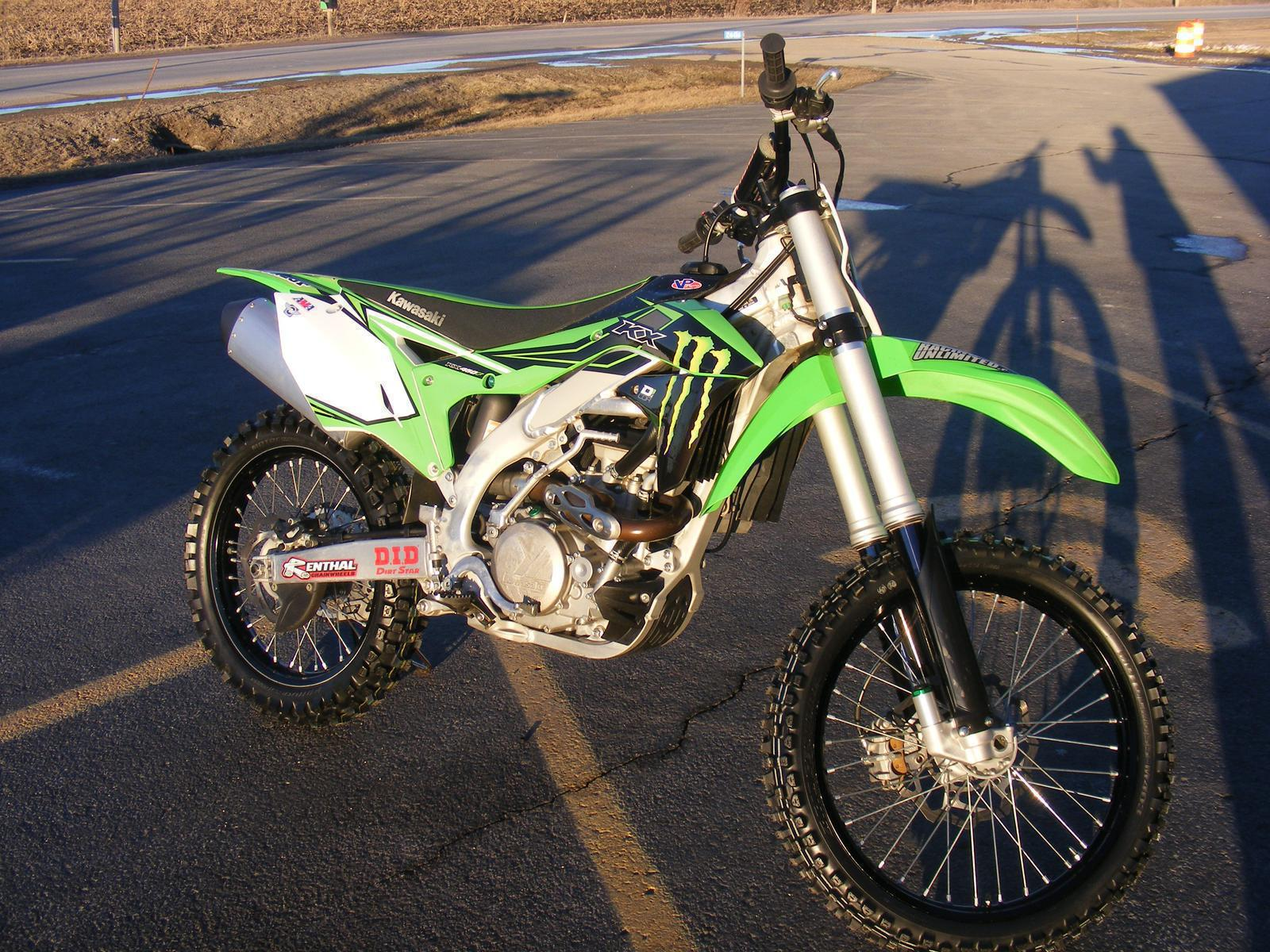 2016 Kawasaki KX450F for sale in Fort Dodge , IA. Racing Unlimited