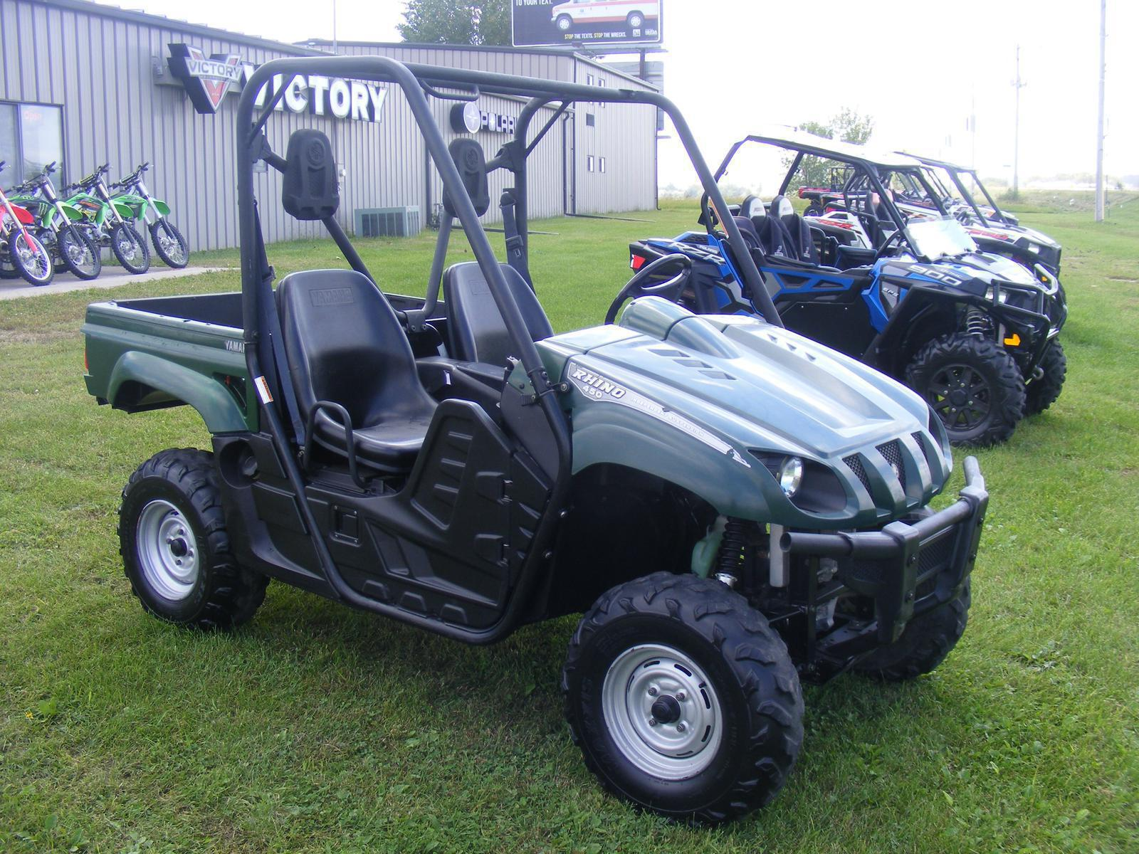 2007 Yamaha Rhino 450 For Sale In Fort Dodge Ia Racing Unlimited Fuel Filter Location Dscf6214