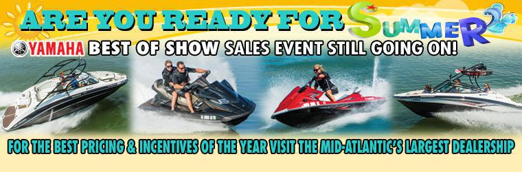 Are you ready for summer? Best of Show Sales Event Going On NOW!