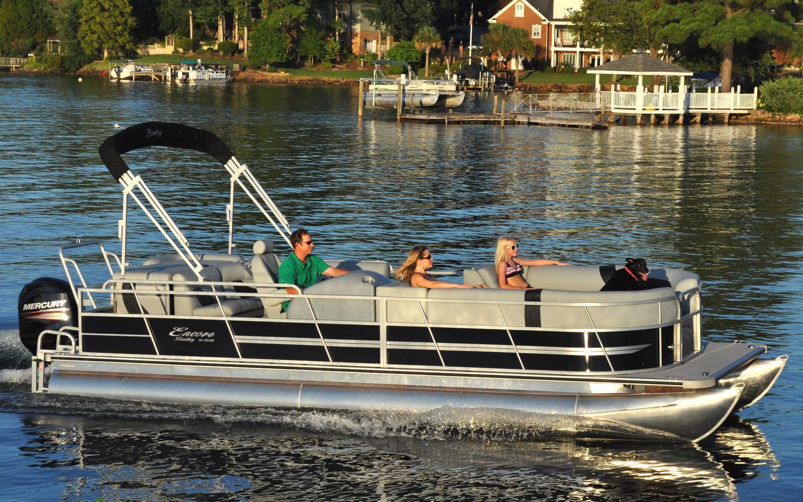 deck bentley magazine pontoon begin boat season the dealers let like