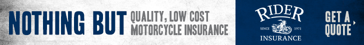 Nothing but Quality, Low Cost Motorcycle Insurance. Rider Insurance. Get a Quote
