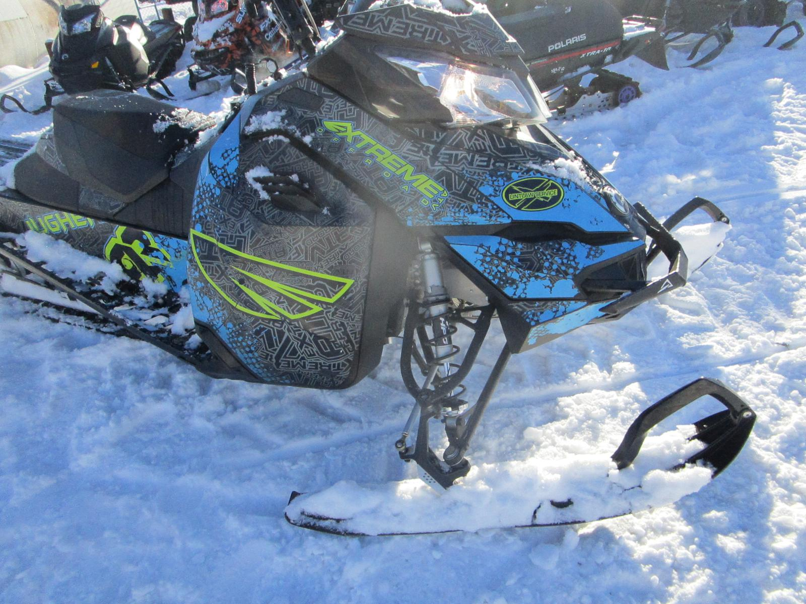2016 Ski-Doo Summit Sp 800 Etec elc start