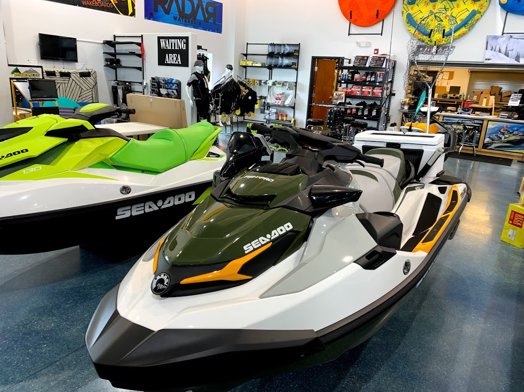 Inventory from Malibu Boats LLC and Sea-Doo Driven