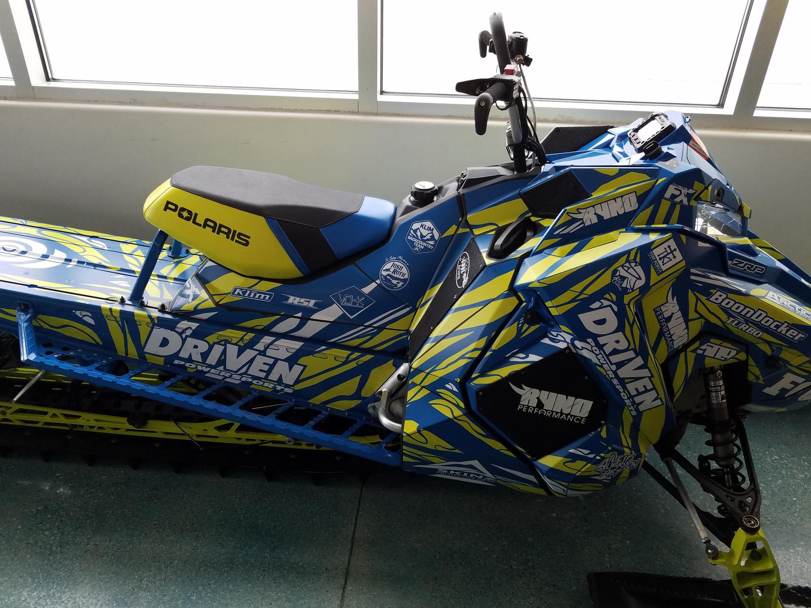 Inventory from Polaris Industries and Ski-Doo Driven Powersports and