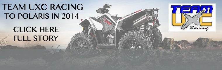 Team UXC Racing To Polaris For 2014