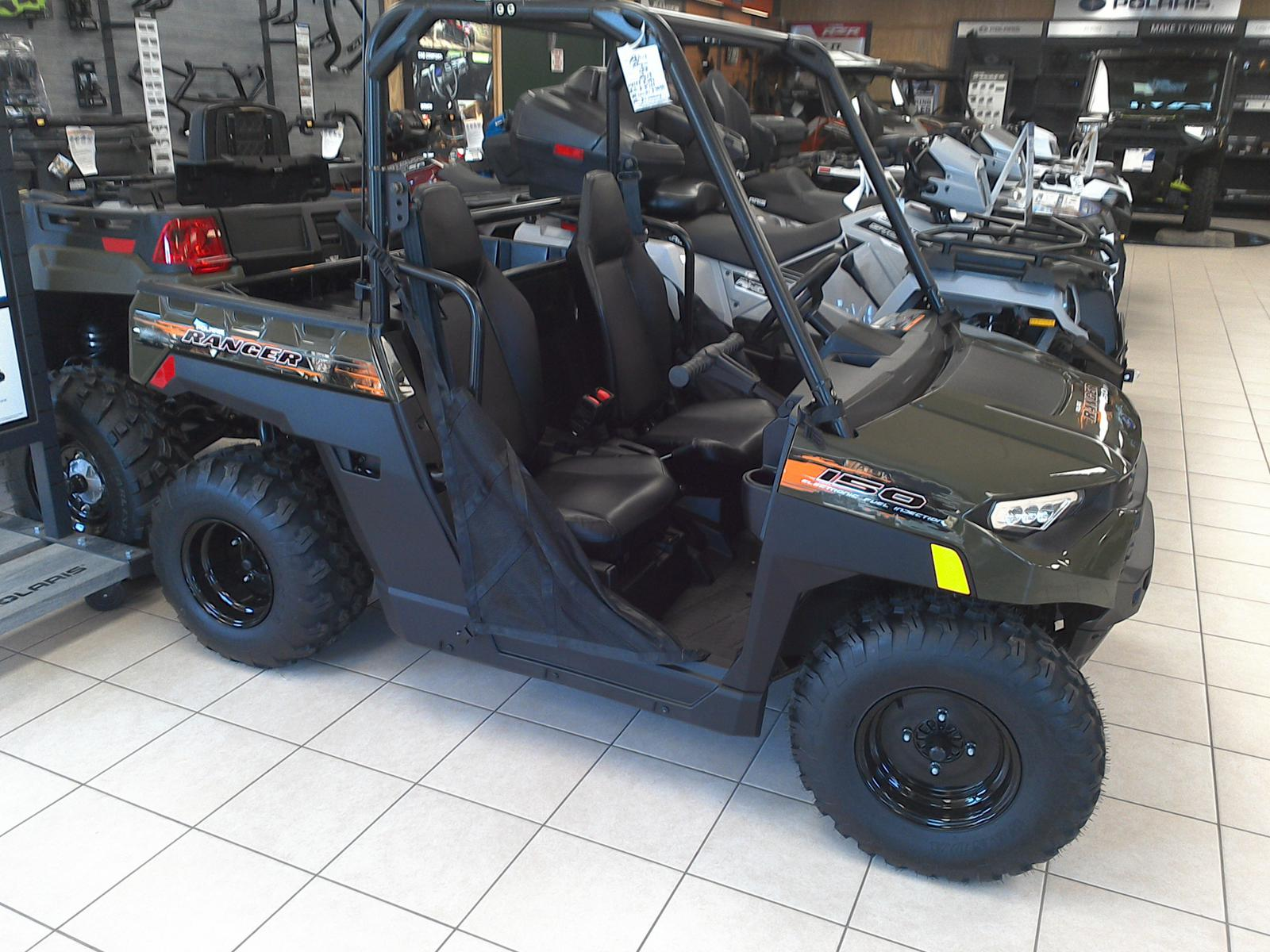 2019 polaris industries ranger� 150 efi - sage green